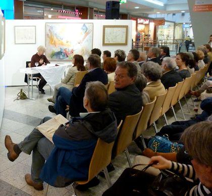Ausstellung und Buchpräsentation im DEZ: 5.05.2014