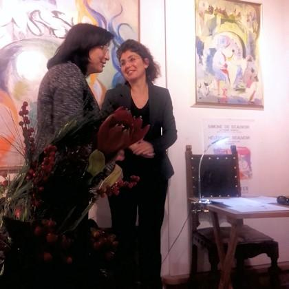 """Esther Redolfi: """"Hélène und Simone de Beauvoirs Wege der Freiheit: Kunst und Literatur in La femme rompue"""""""