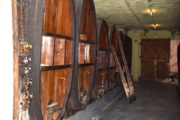 Weinprobe im Elsass