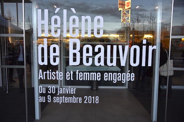 Hélène de Beauvoir Musée France Würth Erstein
