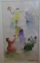 Bild des Werkes mit dem Titel: Traumtänzerin