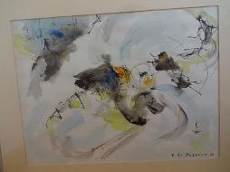 Bild des Werkes mit dem Titel: Variationen über Skifahrt