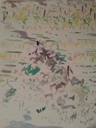 Bild des Werkes mit dem Titel: Weinberg