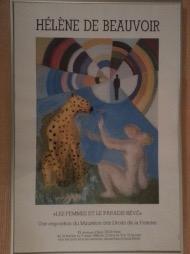 Bild des Werkes mit dem Titel: Les femmes et le paradis rêvé (Die Frauen und das geträumte Paradies)