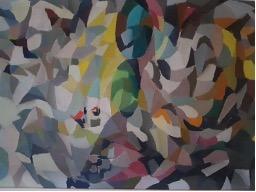 Bild des Werkes mit dem Titel: Haus in der Sonne