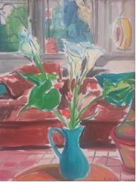 Bild des Werkes mit dem Titel: Stillleben in Mailand