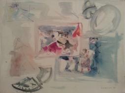 Bild des Werkes mit dem Titel: Studentenunruhen