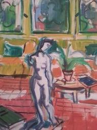 Bild des Werkes mit dem Titel: Im Atelier