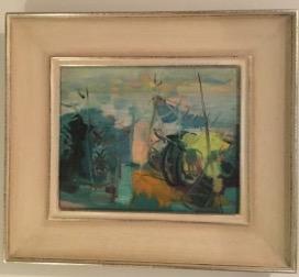 Bild des Werkes mit dem Titel: Fischernetze
