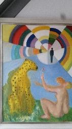 Bild des Werkes mit dem Titel: Les femmes et le paradis rêve