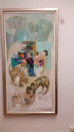 Bild des Werkes mit dem Titel: Tiger