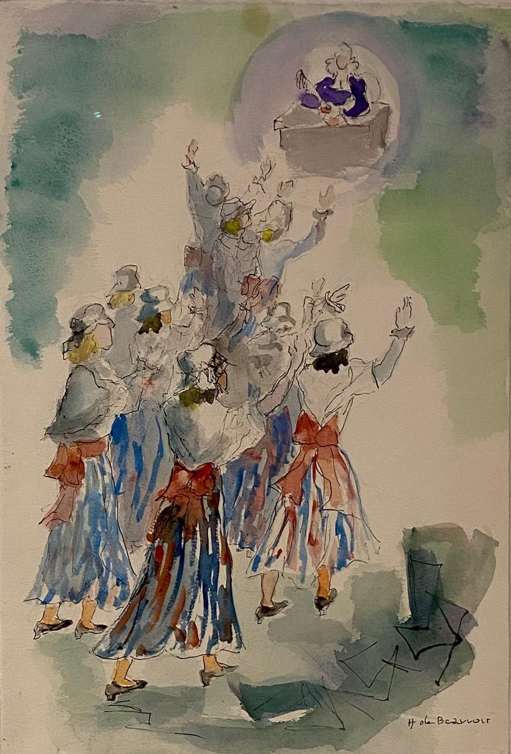 Bild des Werkes mit dem Titel: Mémoire de Marie Antoinette (Bilderreihe)
