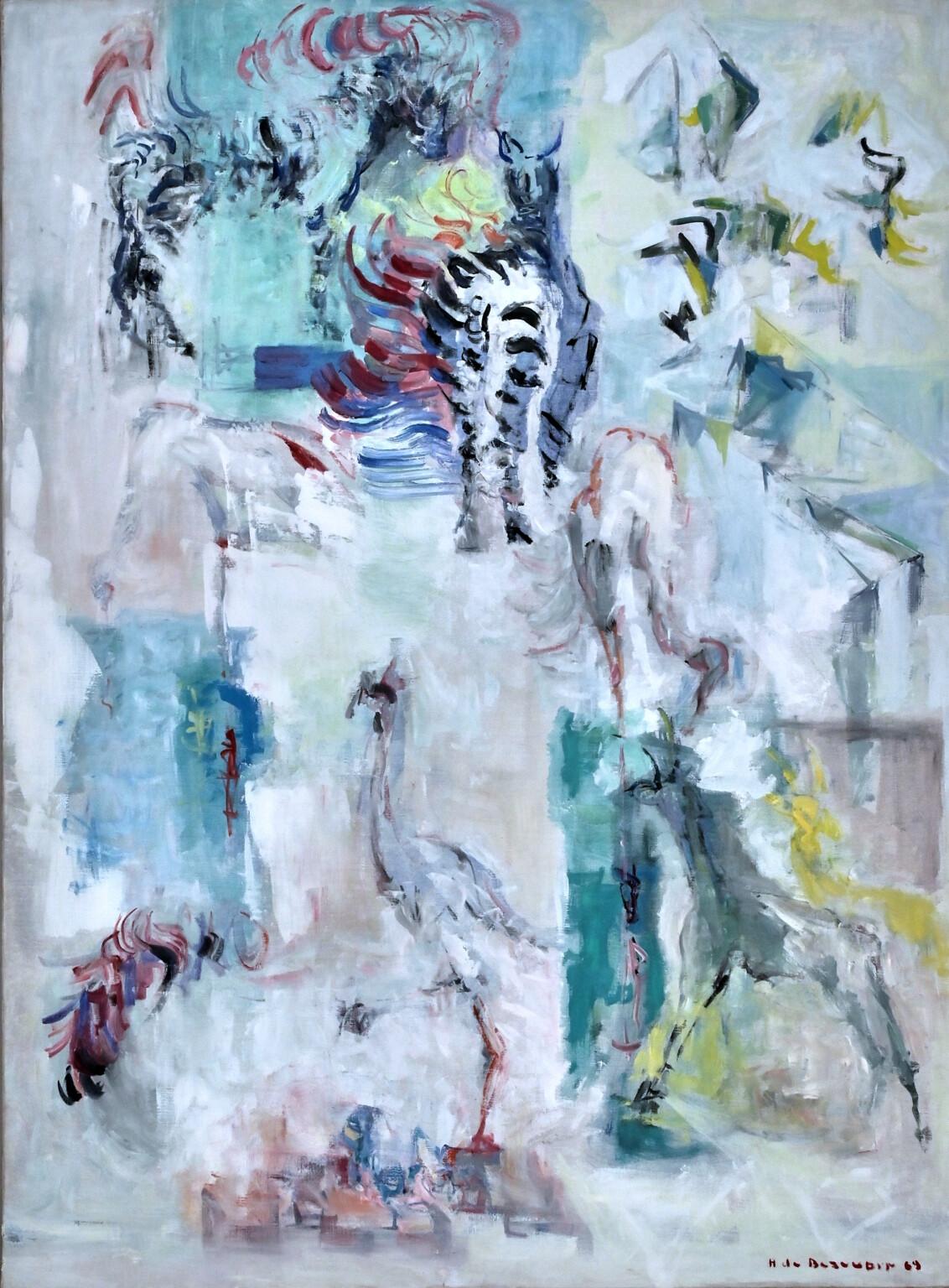 Bild des Werkes mit dem Titel: Le rêve blanc (Der weiße Traum)