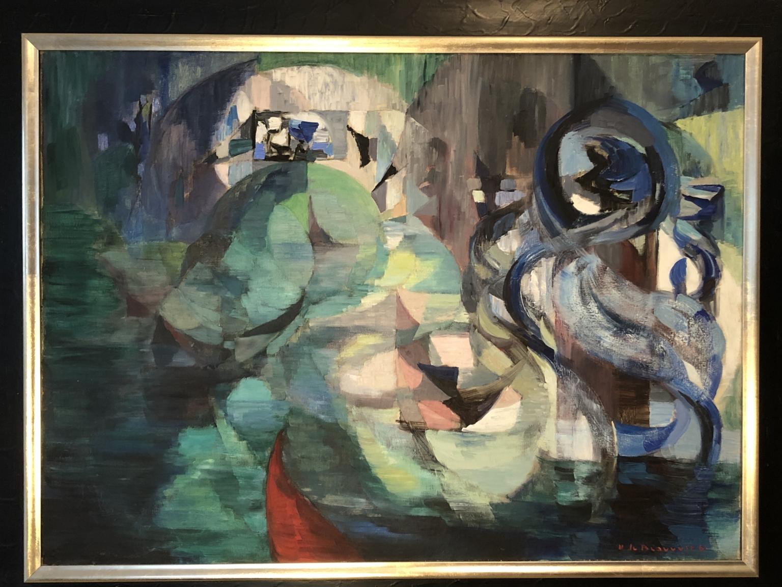 Bild des Werkes mit dem Titel: Venise (Venedig)