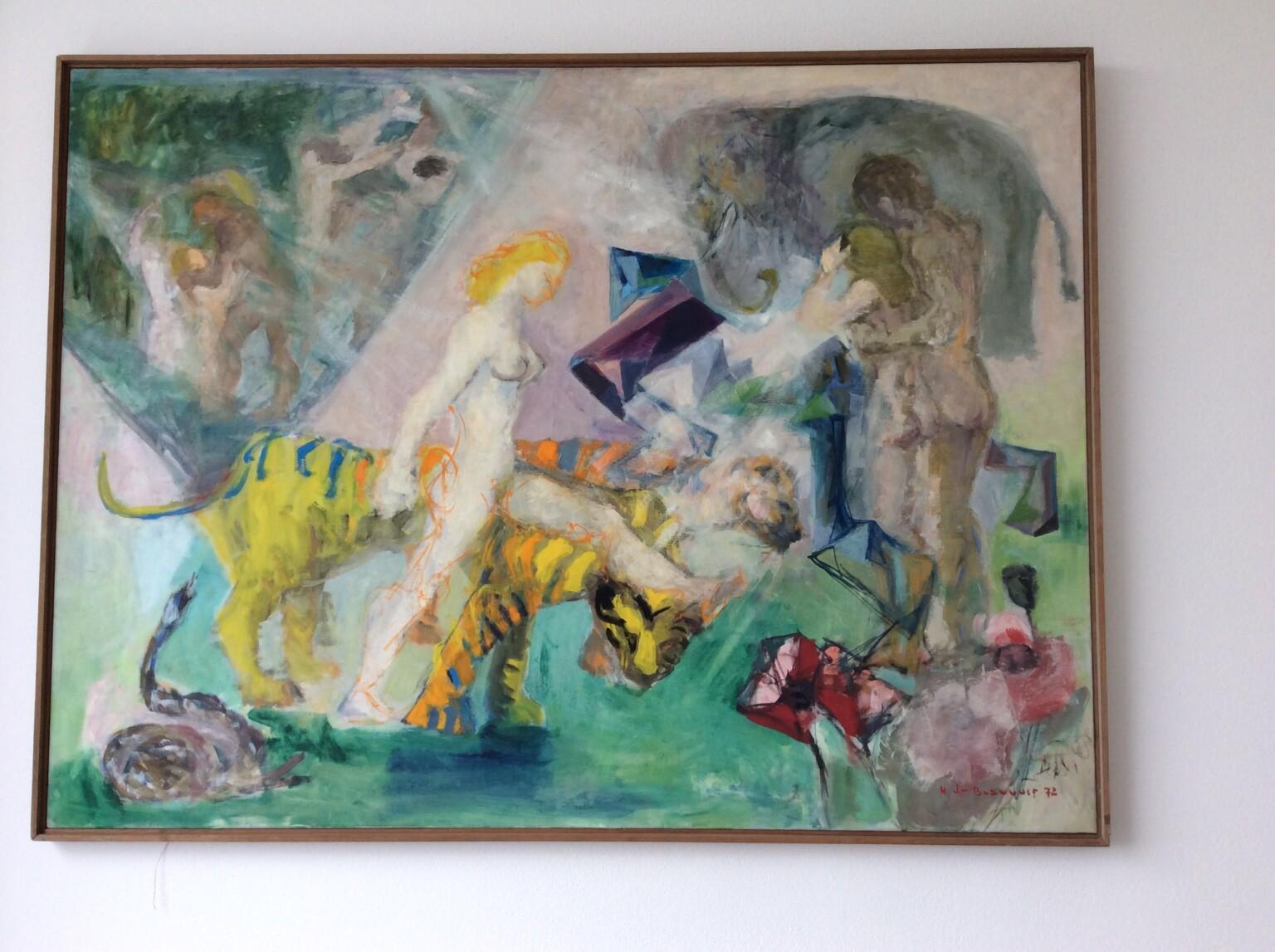 Bild des Werkes mit dem Titel: Le paradis perdu (Das verlorene Paradies)