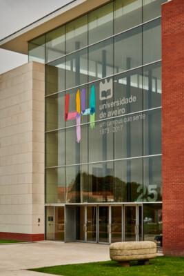 Hélène de Beauvoir im Digitalen Museum der Universität Aveiro