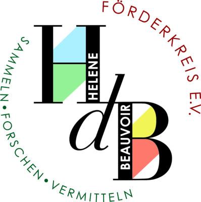 Logo in Hélènes Farben